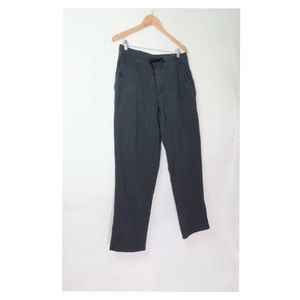 Lululemon dark grey charcoal french terry L